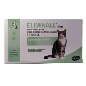 Desparasitante Eliminall para gato