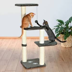 Arranhador trepador para gatos