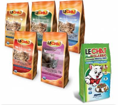 Ração LeChat - Gato