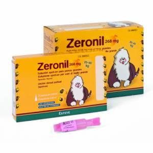 Zeronil - Pipetas Antiparasitárias