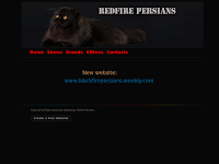 Redfire Persians